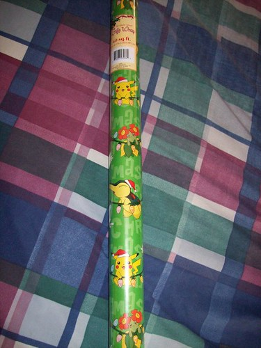 pokemon wrapping paper | i was in dollar tree, today, doing … | flickr