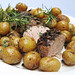 Rosemary-Roasted Pork Tenderloin