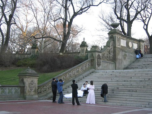 Taking Wedding Photos at Central Park | by beautifulcataya