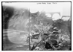 Luna Park Fire  Dec. 1911  (LOC) | by The Library of Congress