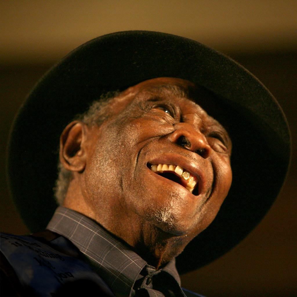 David Honeyboy Edwards Mississippi Delta Bluesman