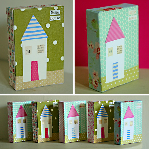 Little houses | by KirstyNeale