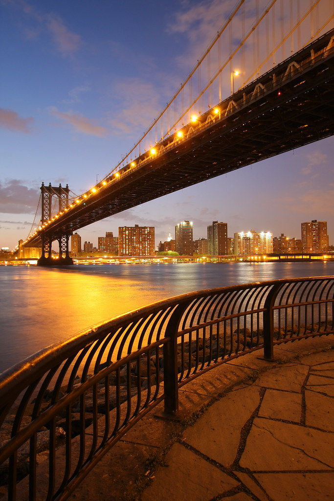 manhattan bridge the manhattan bridge is a suspension brid flickr. Black Bedroom Furniture Sets. Home Design Ideas
