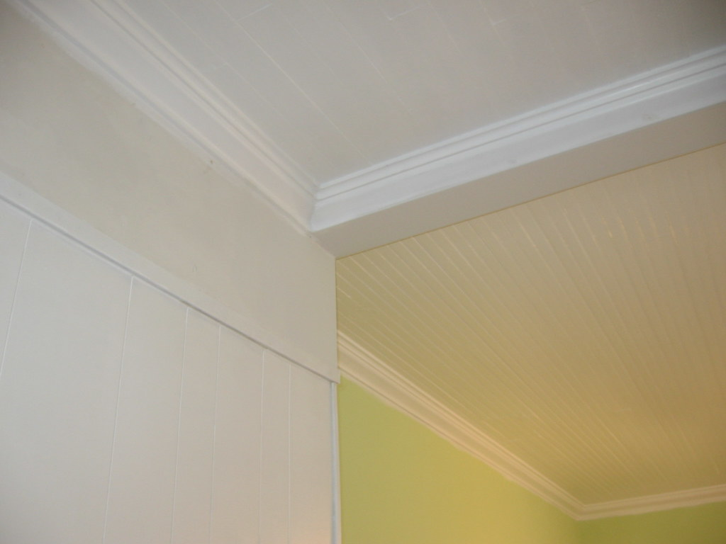 Kitchen Ceiling Molding Ideas