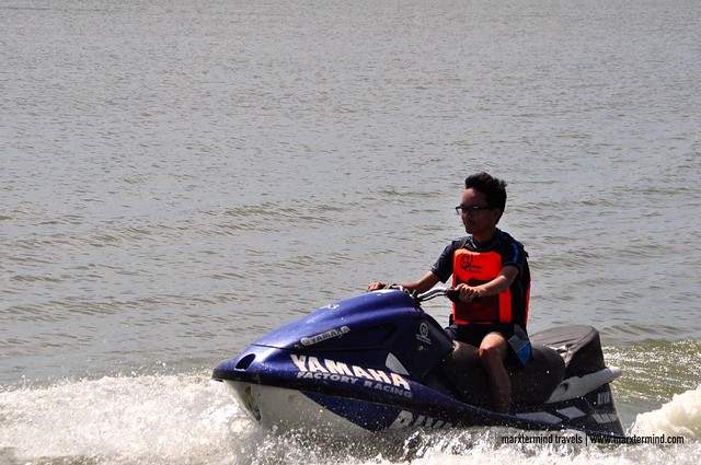 Jet Ski at San Rafael River Adventure