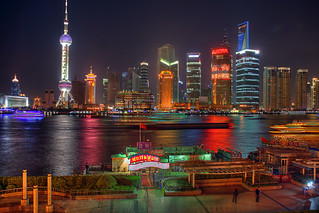 Shanghai Nights | by SF Brit