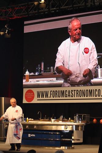 Juan Mari Arzak - Fórum Gastronómico Coruña 2014