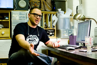 Cory Doctorow | by Joi
