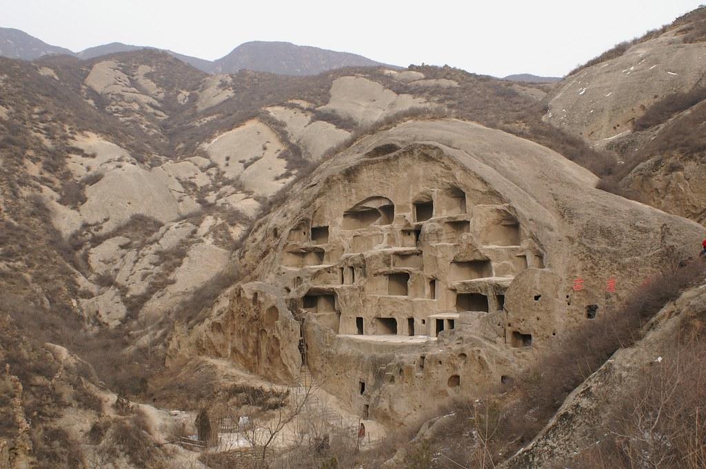 guyaju caves, beijing,china