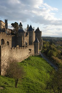 Carcassonne - Exterior | by Luke Robinson