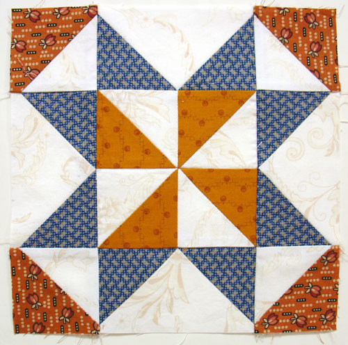 block of the month 08 - march | by knitsmith