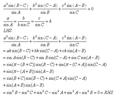 RD-Sharma-Class-11-Solutions-Chapter-10-sine-and-cosine-formulae-and-their-applications-Ex-10.1-q15