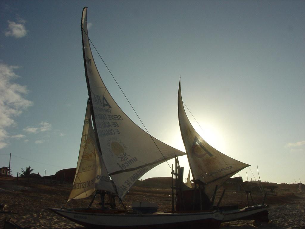 Vagamundos 2004. Brasil. Natal, Genipabú y Canoa Quebrada