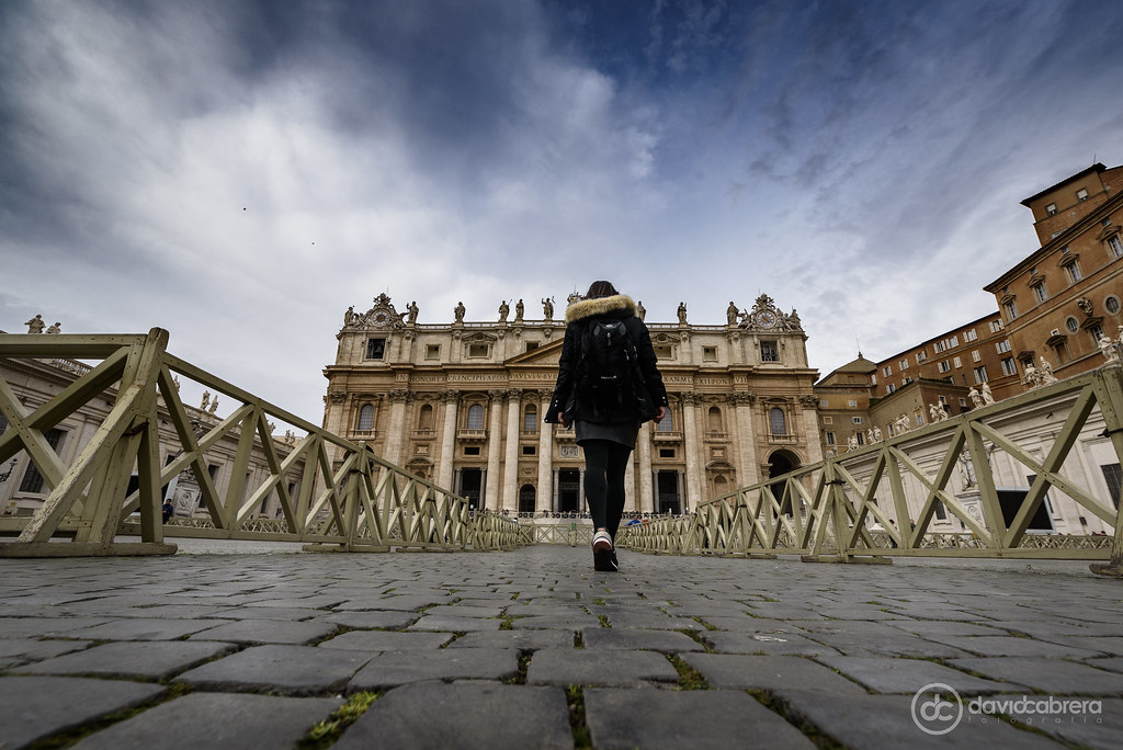 Plaza de San Pedro (El Vaticano)