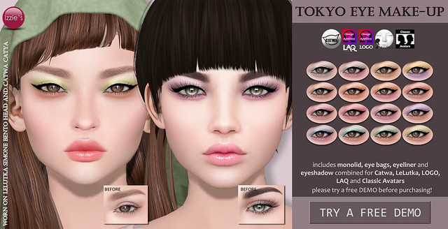 Tokyo Eye Make-Up (now @ Uber)