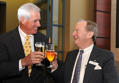 Peter Coors and Eric Molson | by Molson Coors Canada
