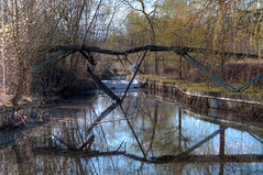 Spreepark: Troubled Bridge Over Water