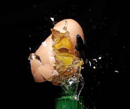 Breaking Egg | by Mark Watson (kalimistuk)