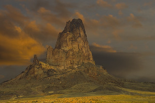 Agathla Peak | by RichGreenePhotography.com