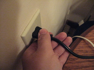 unplugging the machine | by functoruser