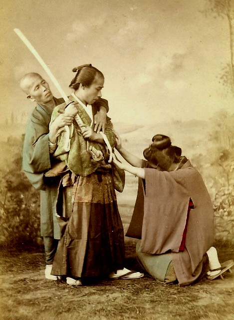 GEISHA'S IMPORTANCE: WOMEN THROUGH THE POWER