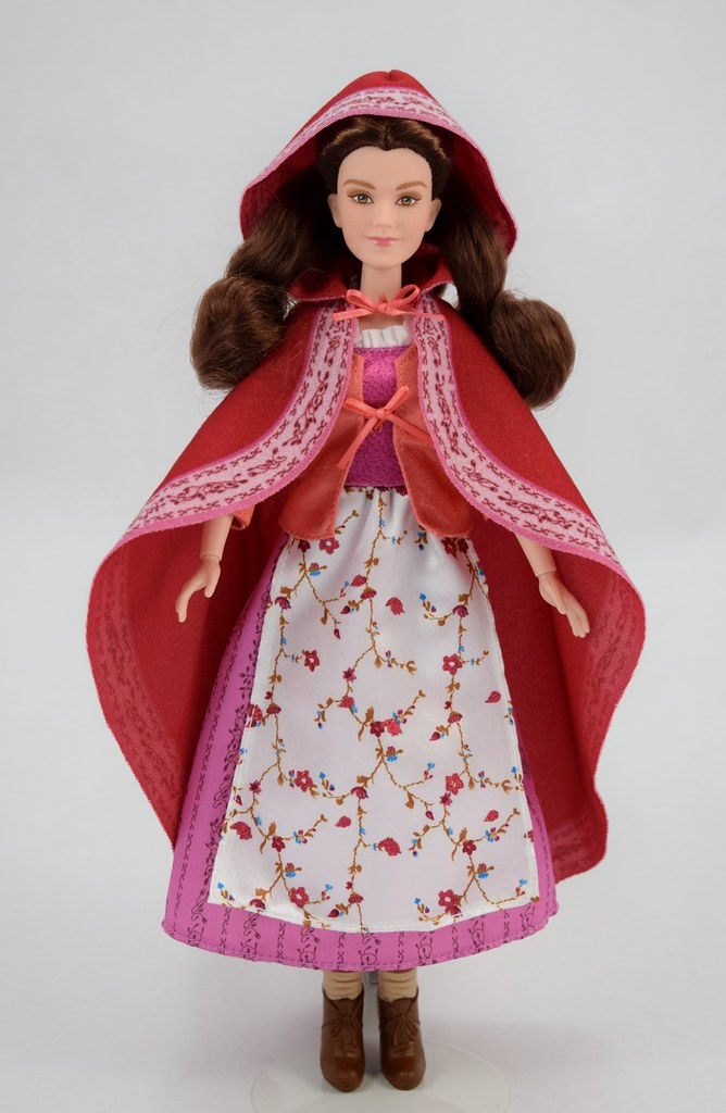 Disney Beauty And The Beast Fashion Collection Belle Doll Set