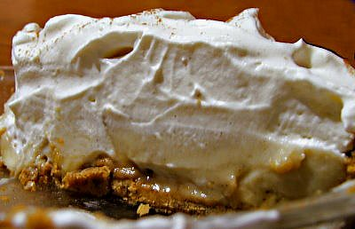 Bananas Foster Cream Pie | Flickr - Photo Sharing!