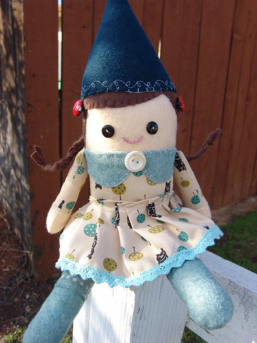 little gnomey girl | by annieoakleaves