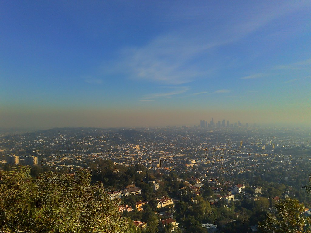 Los Smog Angeles Hook Up Check