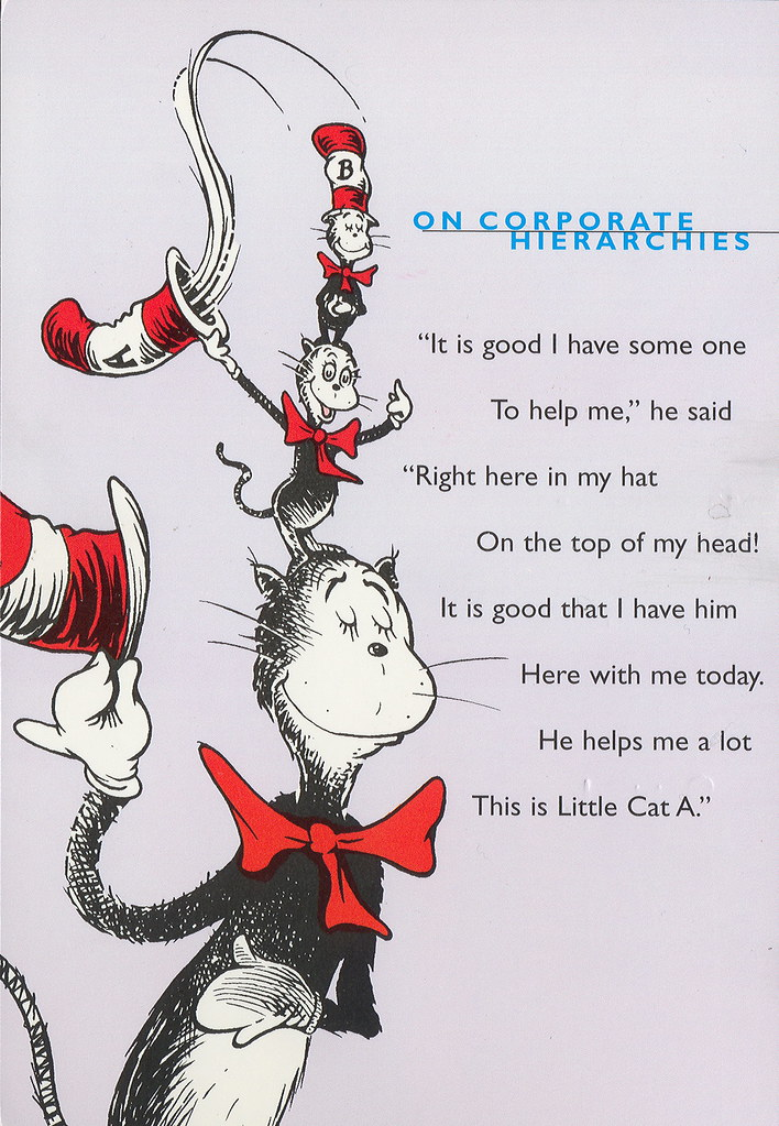 The Message From Cat In The Hat