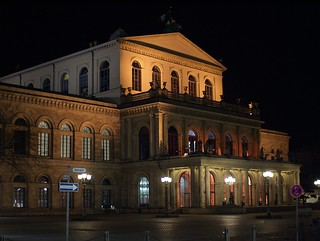 Hannover Opera | by mariorei