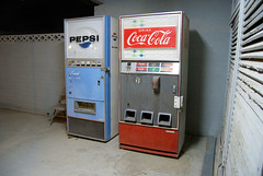 Pepsi or Coca-Cola | by Roadsidepictures