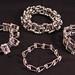 Clothespin Spring Bracelets