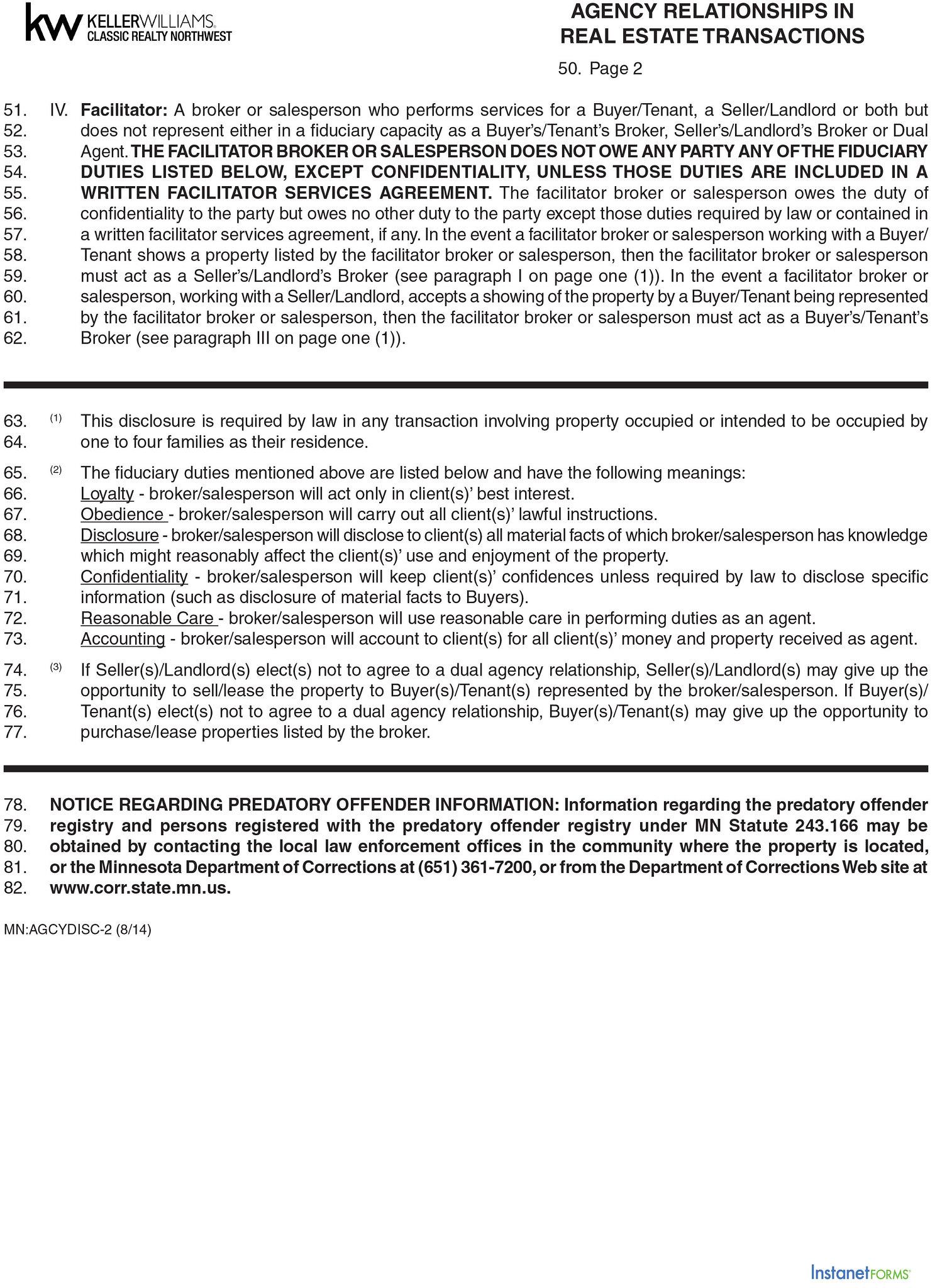 MNAR - Agency Relationships in Real Estate Transactions - 08 14.pdf