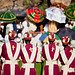 priests celebrates the festival Hosanna (Palm Sunday) in Axum, tigray