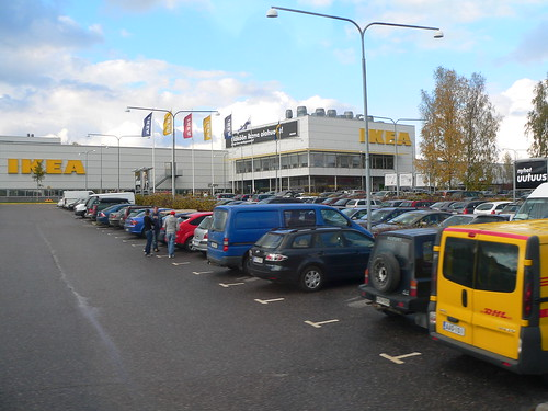 A trip to Ikea Espoo  There's no Ikea in Tampere (yet), so …  Flickr