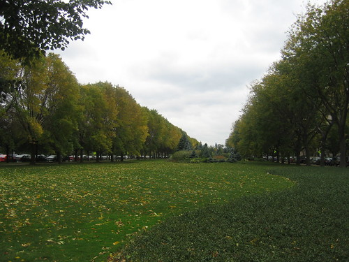 Fall Day on the Midway