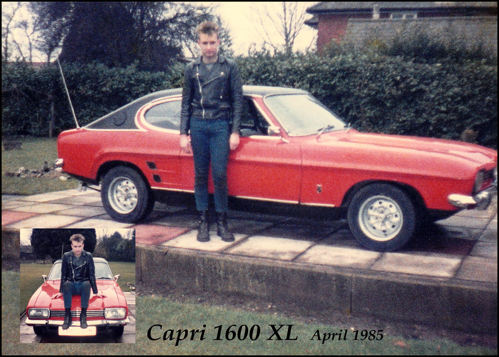 ford capri 1600 xl glenn sparrow flickr. Black Bedroom Furniture Sets. Home Design Ideas
