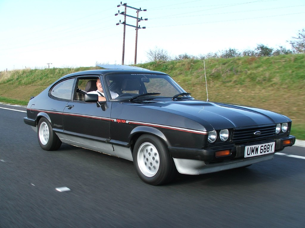 ford capri taken in october 2007 tristan p barratt. Black Bedroom Furniture Sets. Home Design Ideas