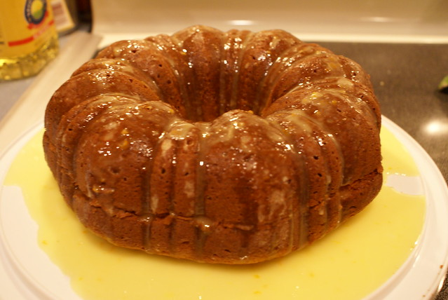 Harvey Wallbanger Bundt Cake | Flickr - Photo Sharing!