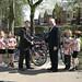 Kevin Brennan MP visits St Cats27