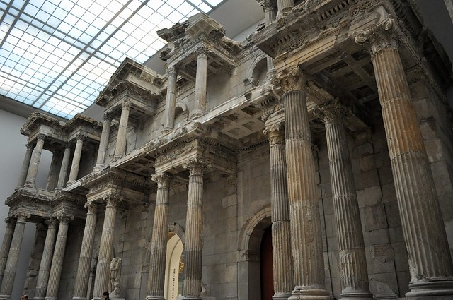 Pergamon Museum: Market Gate of Miletus  Flickr - Photo ...
