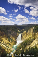 Grand Canyon of the Yellowstone | by Marvin Moose