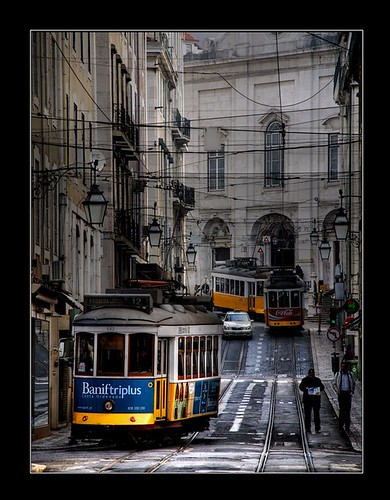 A touch of Lisbon | by rabataller
