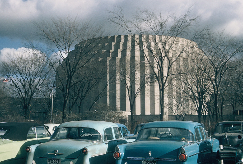 Ford rotunda dearborn mi december 1955 regrettably for Ford motor company jobs dearborn mi