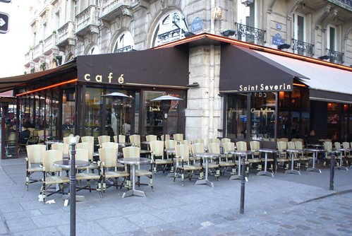 Cafe Saint Severin