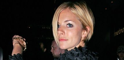 Sienna Miller Short Hair Jennifer Flickr
