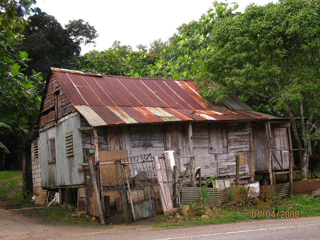 Florida puerto rico como en los a os 40 antigua casa - Fotos de casas antiguas ...