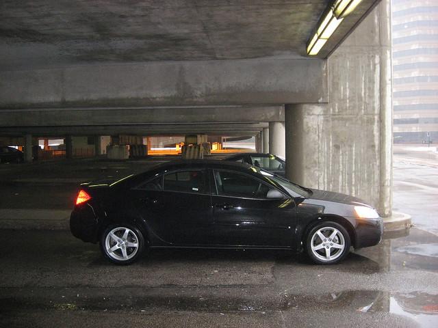 2008 Pontiac G6 1