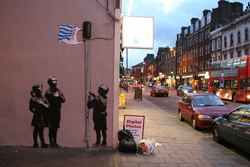 Banksy - Essex Road | by Alan Bee